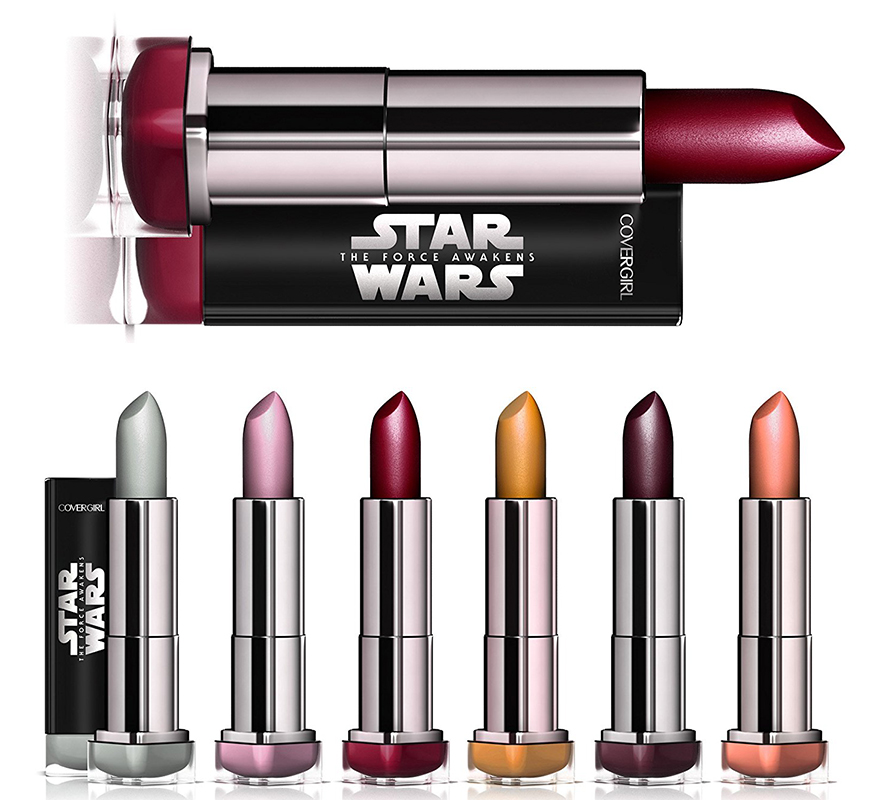 CoverGirl Star Wars Limited Edition Colorlicious Lipstick
