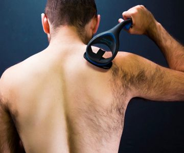 DIY Back & Body Shaver