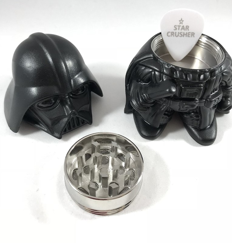 Darth Vader 3 Piece Magnetic Grinder