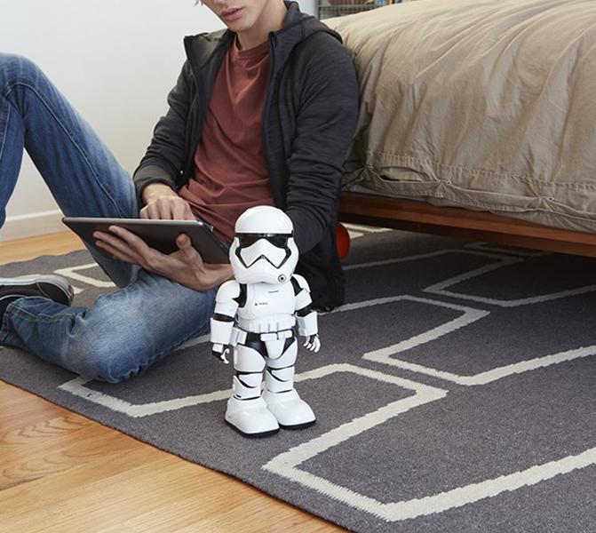First Order AR Stormtooper Robot