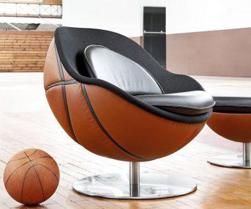 NBA Basketball Lounge Chair