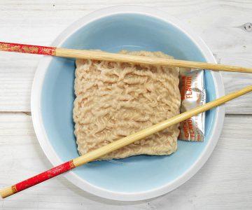 Ramen Noodle Soap Bar