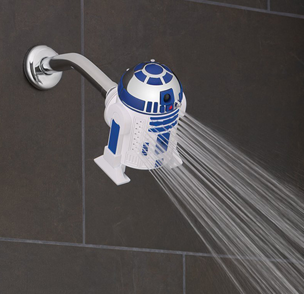 STAR WARS R2-D2 Shower Head
