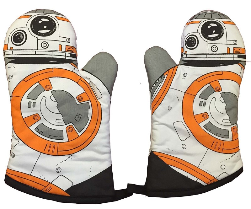 Star Wars BB-8 Oven Mitts