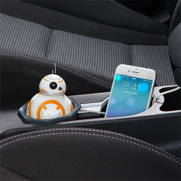 Star Wars BB-8 USB Car Charger