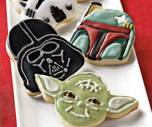 Star Wars Baking Molds