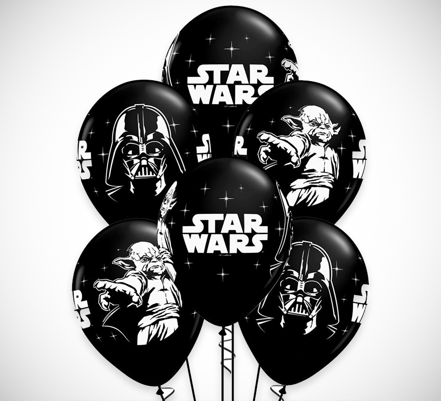Star Wars Balloons