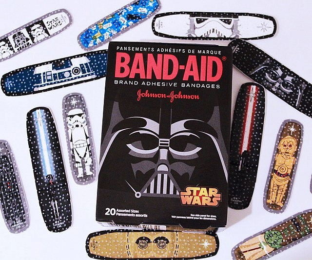 Star Wars Collection Band-Aids