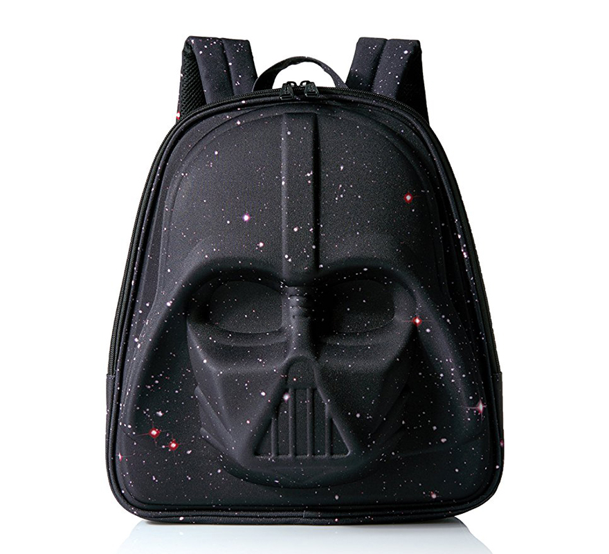 Star Wars Galaxy Darth Vader 3D Backpack
