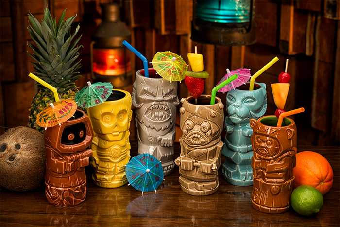 Star Wars Geeki Tikis Cups