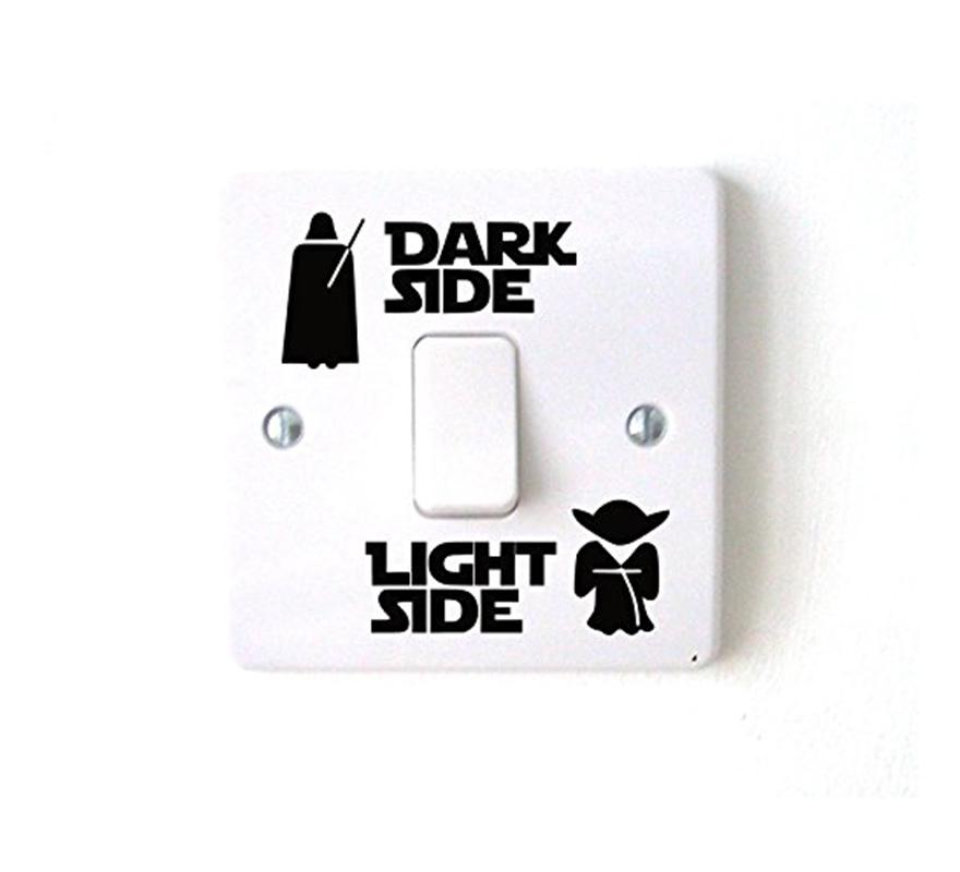 Star Wars Light Switch Decals