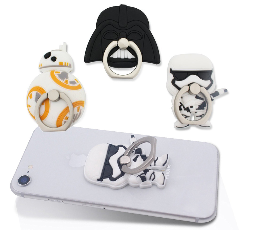 Star Wars Mobile Phone Ring Kickstand