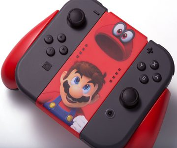 Super Mario Odyssey Joy-Con Comfort Grip - Nintendo Switch