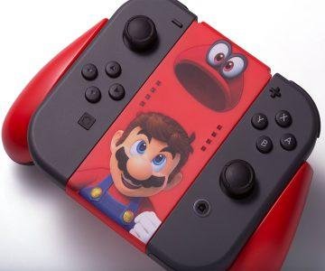 Super Mario Odyssey Joy-Con Comfort Grip - Nintendo Switch
