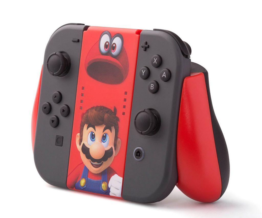 Super Mario Odyssey Joy Con Comfort Grip Nintendo Switch